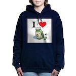 green olives.jpg Hooded Sweatshirt