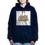 funny little bear copy.jpg Hooded Sweatshirt