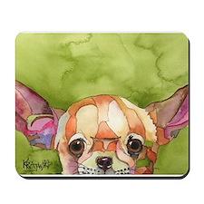 Chihuahua #1 Mousepad