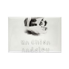 Un Chien Andalou Rectangle Magnet