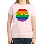 GET OUT! Women's Light T-Shirt