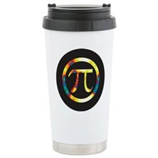 Groovy Pi Math Travel Mug