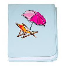 BEACH CHAIR [3] baby blanket