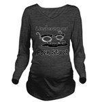 undercover-porn-star.png Long Sleeve Maternity T-S