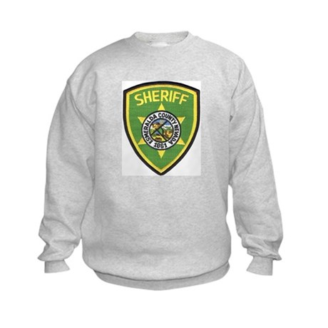 Esmeralda County Sheriff Kids Sweatshirt