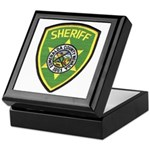 Esmeralda County Sheriff Keepsake Box