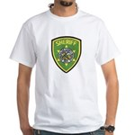Esmeralda County Sheriff White T-Shirt