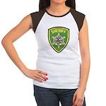 Esmeralda County Sheriff Women's Cap Sleeve T-Shir