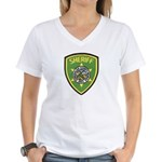 Esmeralda County Sheriff Women's V-Neck T-Shirt