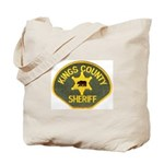 Kings County Sheriff Tote Bag