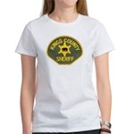 Kings County Sheriff Women's T-Shirt