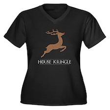 House Kringle Santa Red Nosed Reindeer Sigil Plus