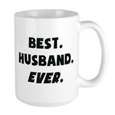 I Love My Worlds Best Husband Ever Mugs