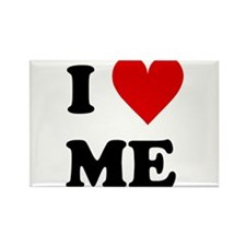 I Love Me Heart Magnets