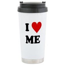 I Love Me Heart Travel Mug
