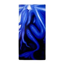 Blue Mermaid Beach Towel