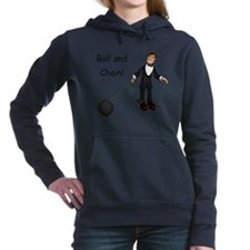 ball-and-chain.png Hooded Sweatshirt