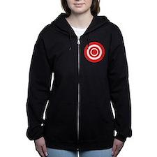 bullseye.png Zip Hoodie