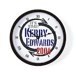 Kerry-Edwards 2004 Wall Clock