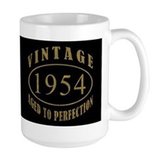 1954 Vintage Birth Year Coffee Mug