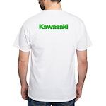 Kawasaki Green White T-Shirt