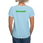 Kawasaki Green Women's Light T-Shirt