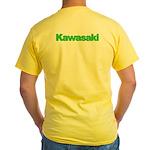 Kawasaki Green Yellow T-Shirt