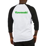 Kawasaki Green Baseball Jersey