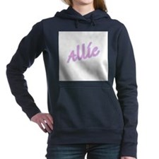 allie copy.jpg Hooded Sweatshirt