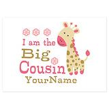 Big cousin Invitations & Announcements
