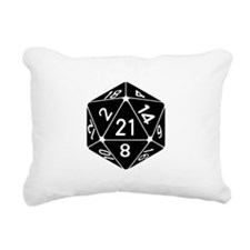 21 Sided 21st Birthday D20 Fantasy Gamer Die Recta