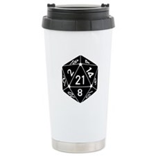 21 Sided 21st Birthday D20 Fantasy Gamer Die Trave