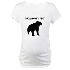 Custom Bear Silhouette Shirt