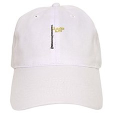 Clarinet Rules Design Baseball Cap