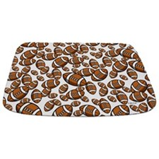 Football Bathmat