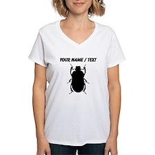 Custom Beetle Silhouette T-Shirt