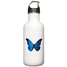 MORPHO RHETENOR D Sports Water Bottle