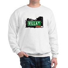 Villa Av, Bronx, NYC  Sweatshirt