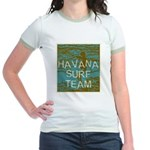 Havana Surf Team Wave Jr. Ringer T-Shirt