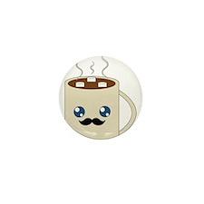 Classy Cocoa Mini Button (10 pack)