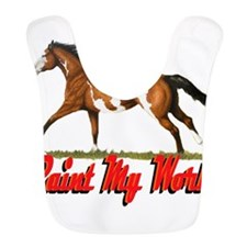 Paint My world 3 Bib