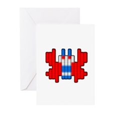 Unique Arcade Greeting Cards (Pk of 10)