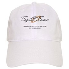Together Forever Baseball Cap