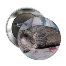 "Georgie Sleeping 2.25"" Button (100 pack)"