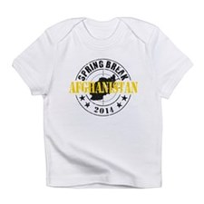 Spring Break Afghanistan 2014 Infant T-Shirt