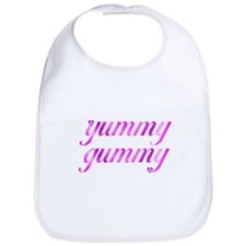 Cool Yummy mummy Bib