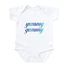 Unique Yummy mummy Infant Bodysuit
