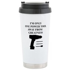 Cute Tool Travel Mug