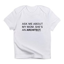 Cute Architecture Infant T-Shirt