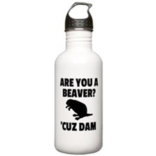 Are You A Beaver? Water Bottle